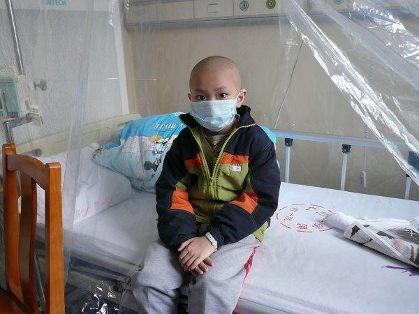 童心基金重症儿童救助