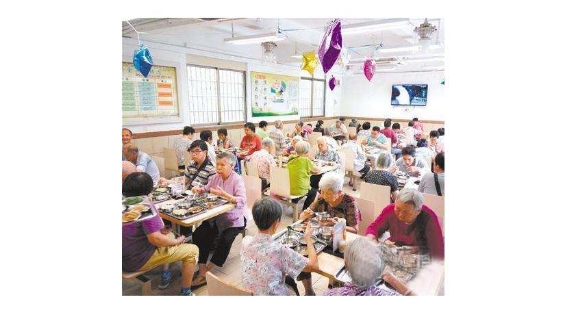 蓬江区社区长者饭堂项目